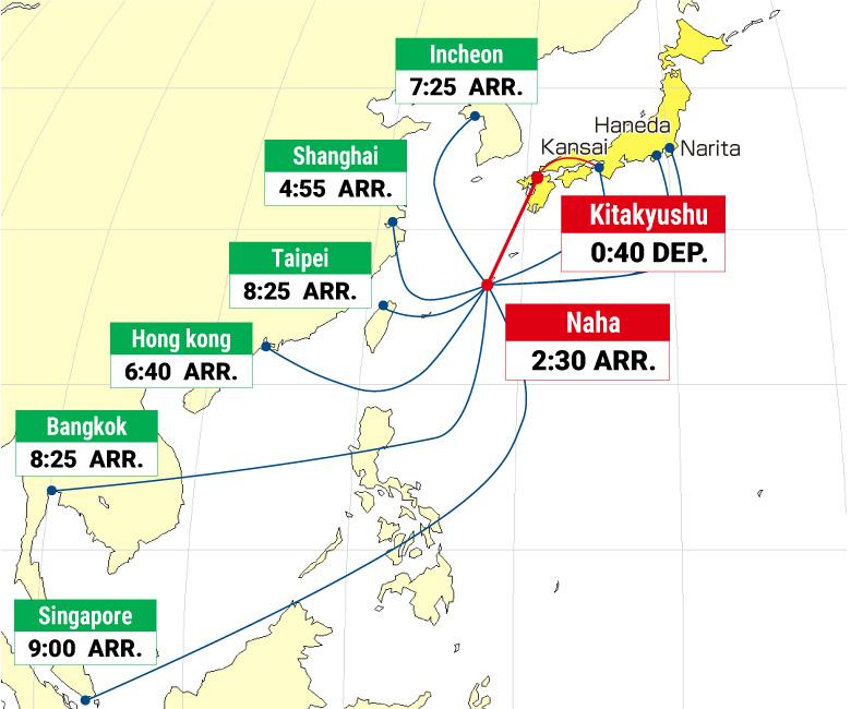 Kitakyushu Airport Invest Kitakyushu